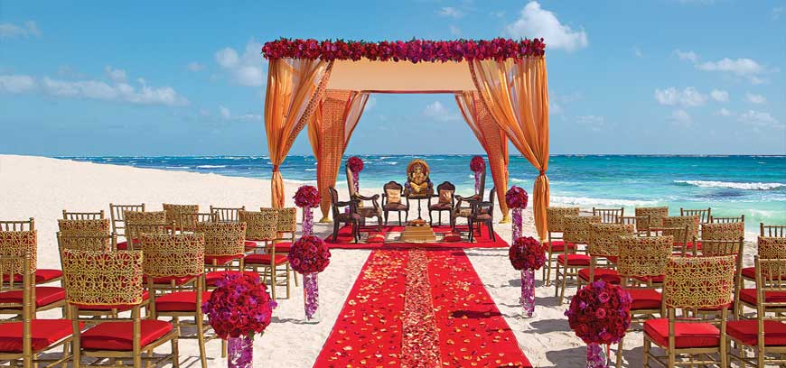 Beach Wedding Planner in Hyderabad