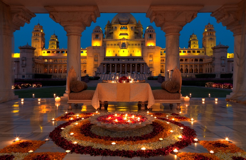 Wedding Banquet Halls in Pushkar