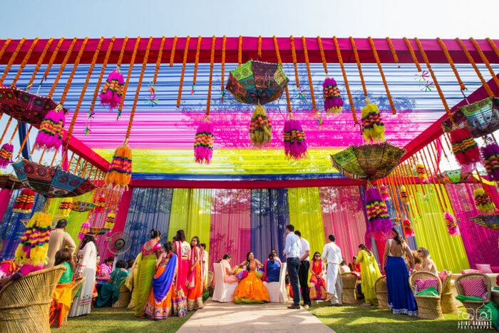 Wedding Stage Decorators In Hyderabad