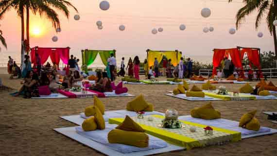 Best Beach Wedding Planner in Bhilwara
