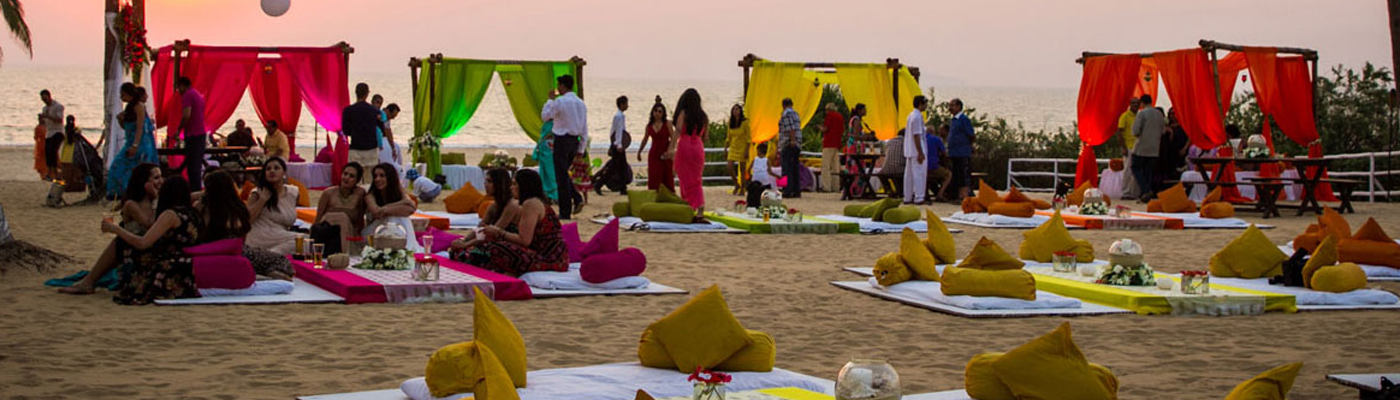 Best Beach Wedding Planner in Ghanerao