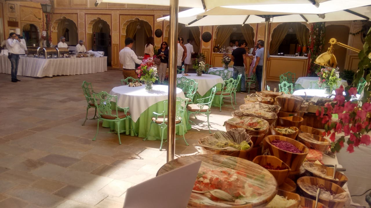 Caterers in Pushkar
