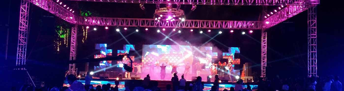 Best Event Sound and Lighting service in Jaisalmer