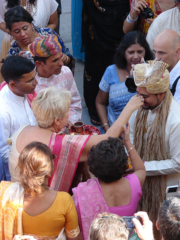 Indian destination wedding planner in Jaisalmer
