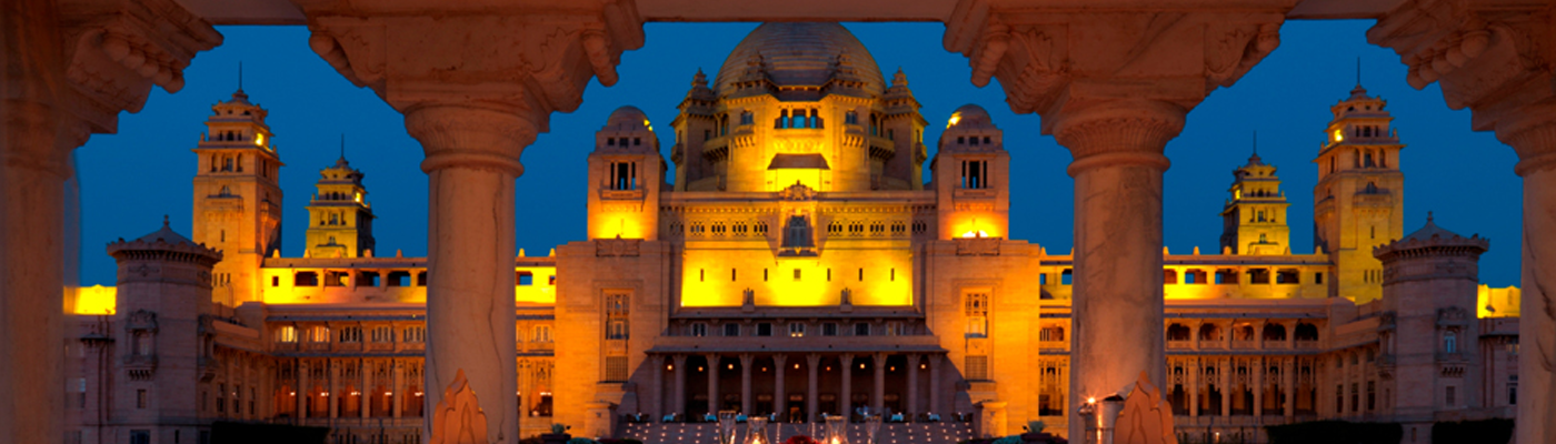Best Wedding venues for events in Jaisalmer