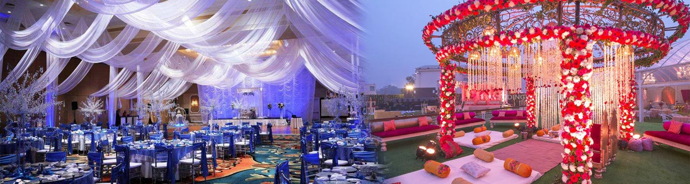 Top Wedding Decorators in Sikar