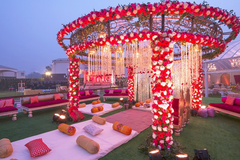 Wedding Decorators in Bundi
