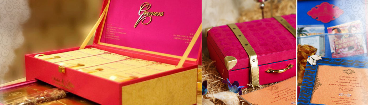 Best Wedding Invitation Cards in Madhya Pradesh